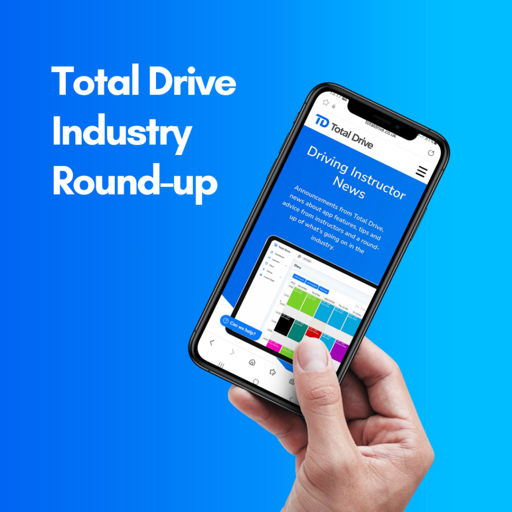 Total Drive Industry News Round-up blog